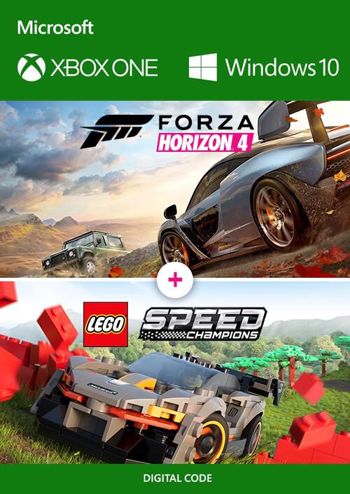 Forza Horizon 4 + Lego Speed Champions Xbox One/PC key