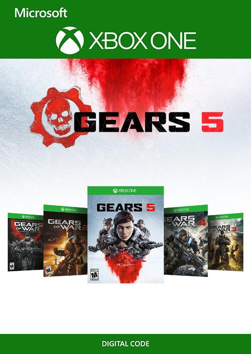 Gears 5: Bundle Pack Xbox One key
