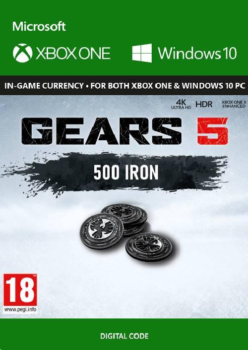Gears 5: 500 Iron Xbox One key