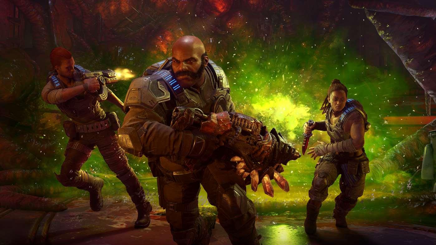 Gears 5 Ultimate Edition Xbox One / PC clé pas cher à télécharger