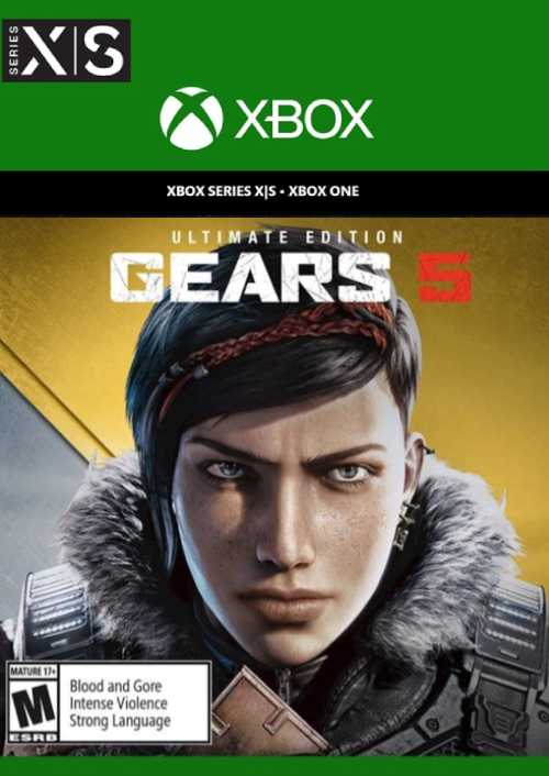 Gears 5 Xbox One Windows 10 Ultimate Edition Xbox Series X