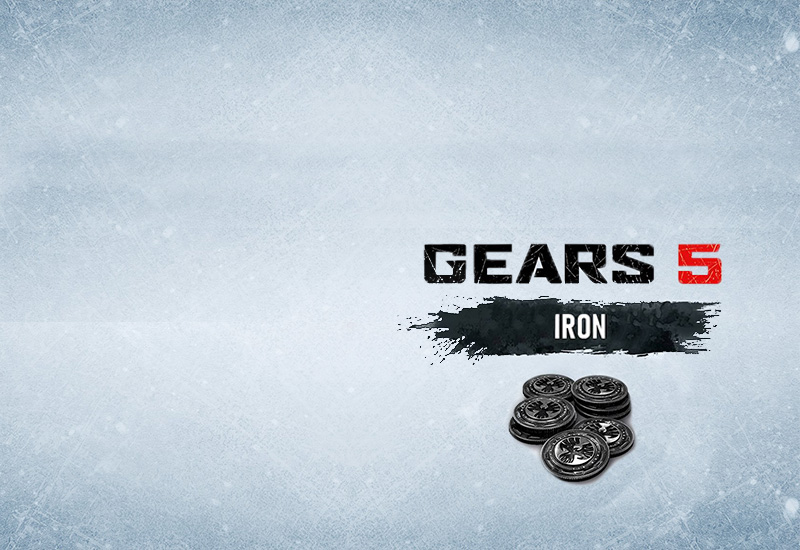 Gears 5: 500 Iron Xbox One cheap key to download