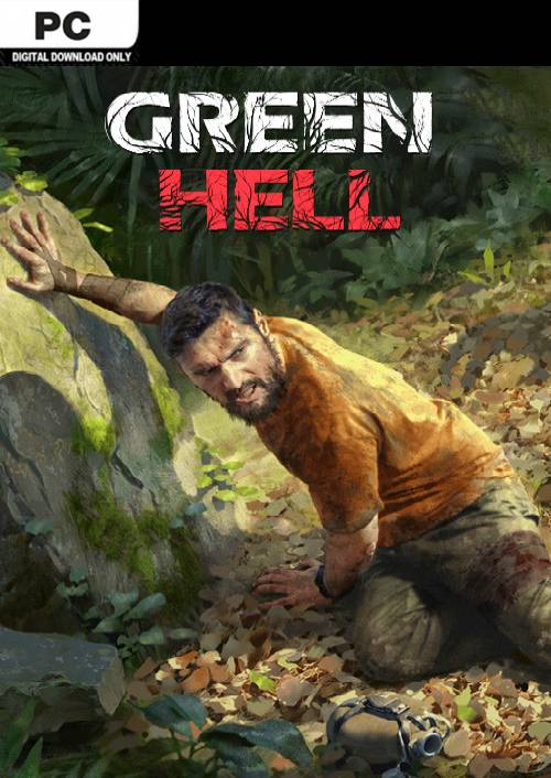 Green Hell PC key