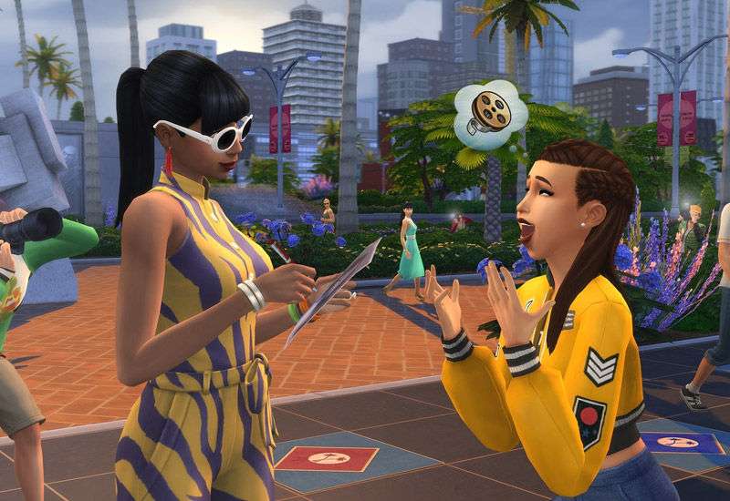The Sims 4 - Get Famous Bundle PC cheap key to download