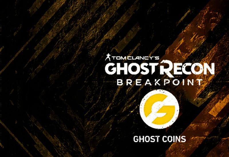 Ghost Recon Breakpoint: 600 Ghost Coins Xbox One billig Schlüssel zum Download