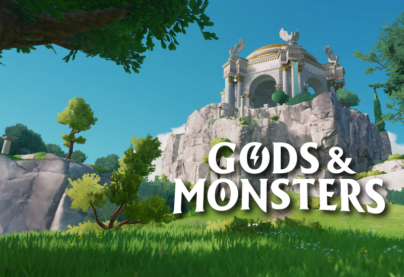 Gods & Monsters PC cheap key to download