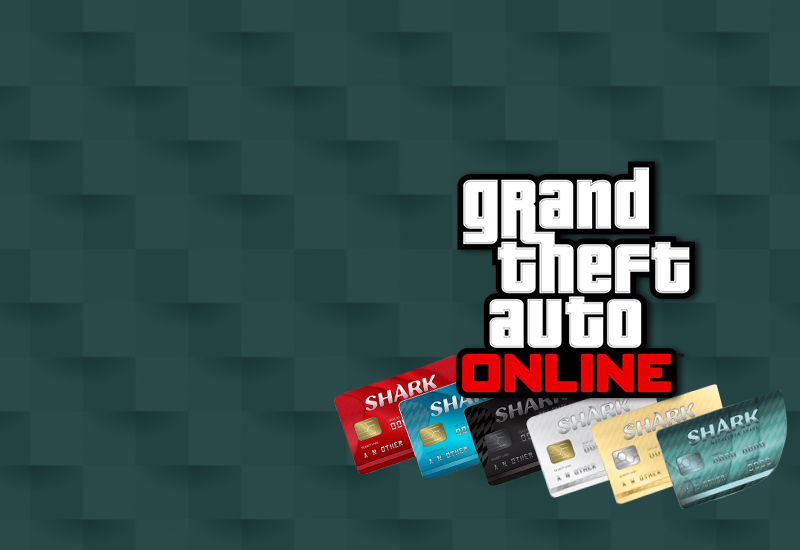 Grand Theft Auto Online (GTA V 5): Megalodon Shark Cash Card PC billig Schlüssel zum Download