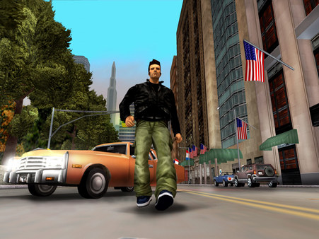 Grand Theft Auto: The Trilogy PC cheap key to download