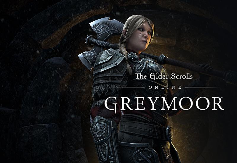 The Elder Scrolls Online - Greymoor Upgrade PC cheap key to download