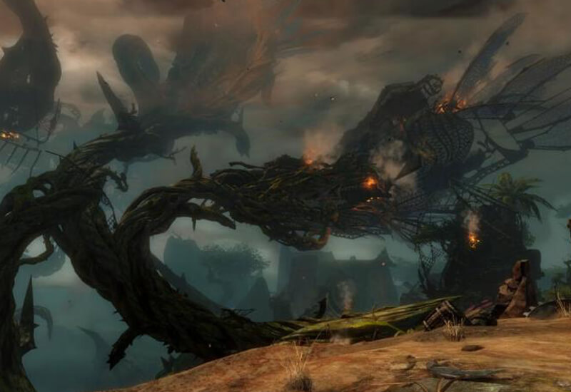 Guild Wars 2 Heart of Thorns PC cheap key to download