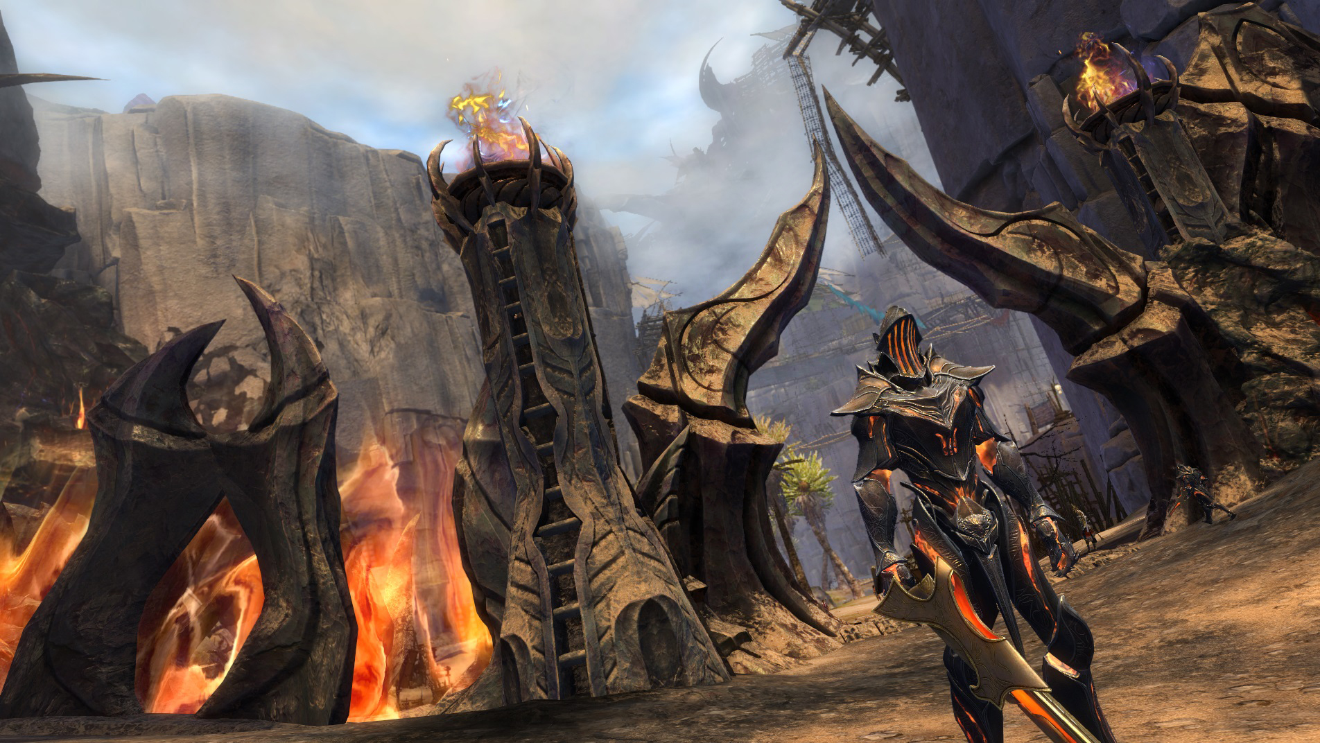 Guild Wars 2 Path of Fire Deluxe Edition PC cheap key to download