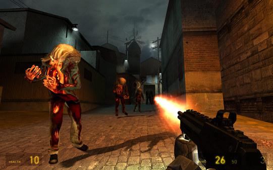 Half Life 2 PC cheap key to download