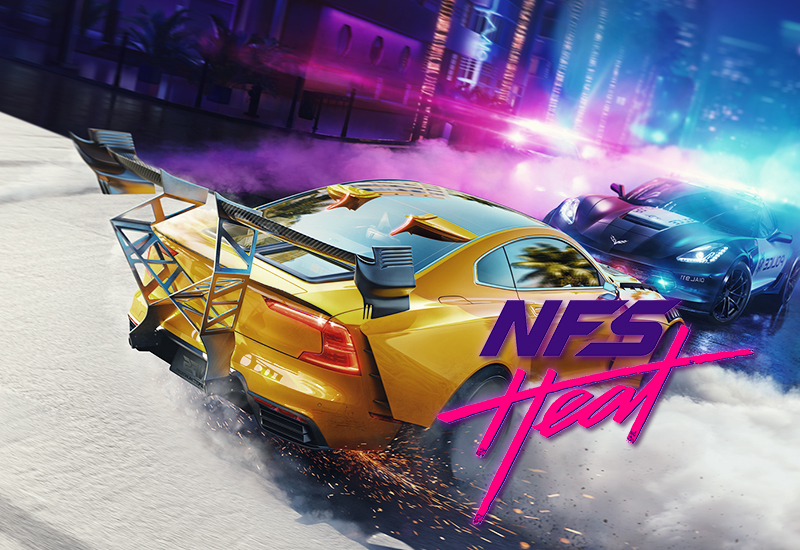 Need for Speed: Heat Xbox One billig Schlüssel zum Download