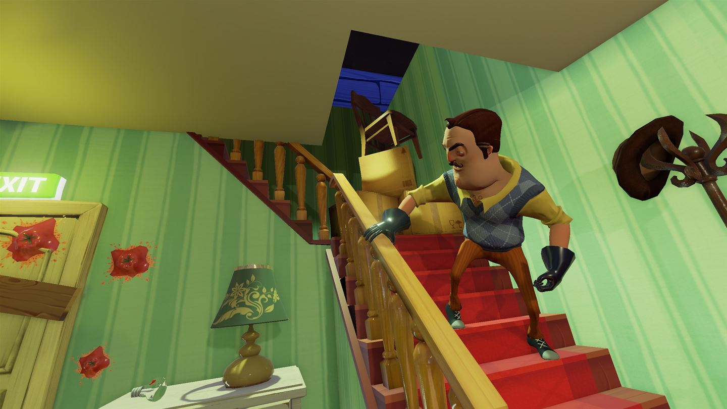 Hello Neighbor Xbox One/PC billig Schlüssel zum Download