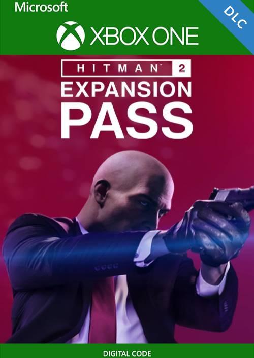 Hitman 2 Expansion Pass Xbox One Uk Cd Key Key Cdkeys Com