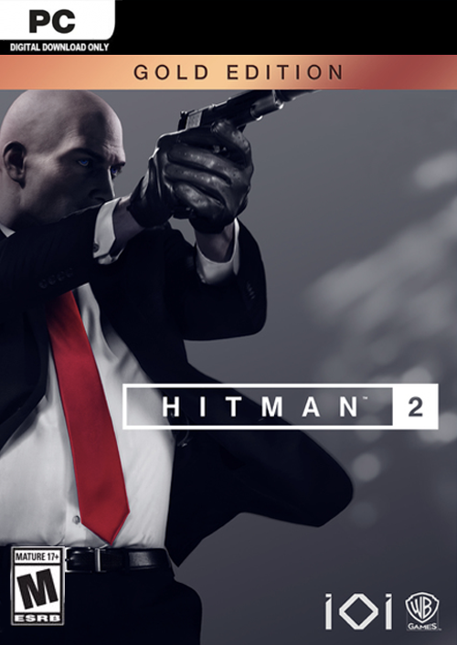 - Hitman 2 Gold Edition PC