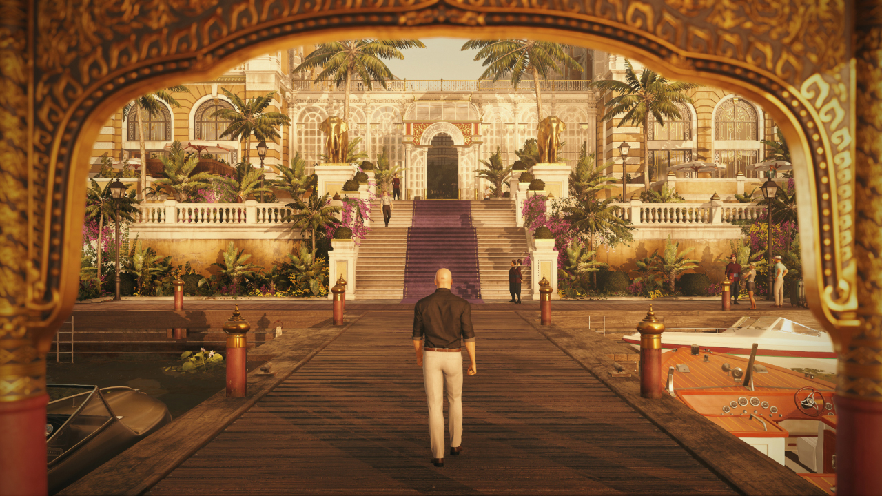 Hitman - Game of The Year Edition PC cheap key to download