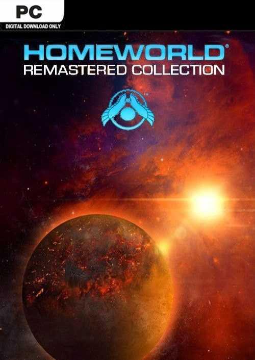 Homeworld Remastered Collection PC key