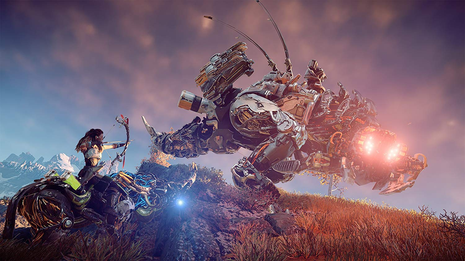 Horizon Zero Dawn PS4 US/CA cheap key to download