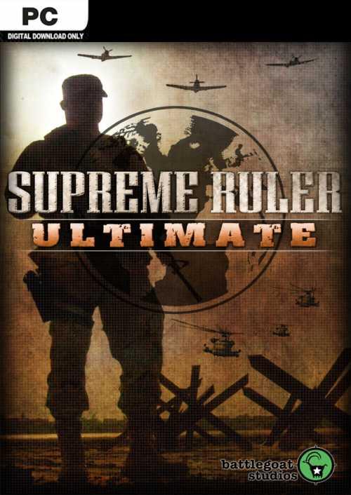 Supreme Ruler Ultimate PC key