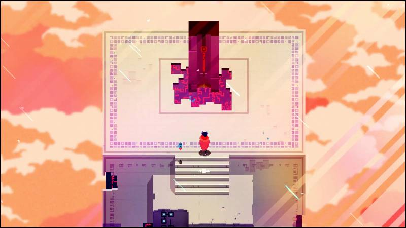 Hyper Light Drifter Switch (EU) cheap key to download
