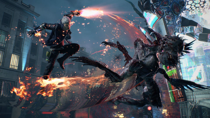 Devil May Cry 5 Deluxe Edition Upgrade Xbox One cheap key to download