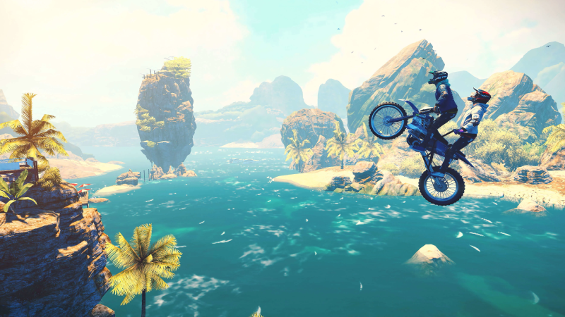 Trials Rising Gold Edition Xbox One cheap key to download