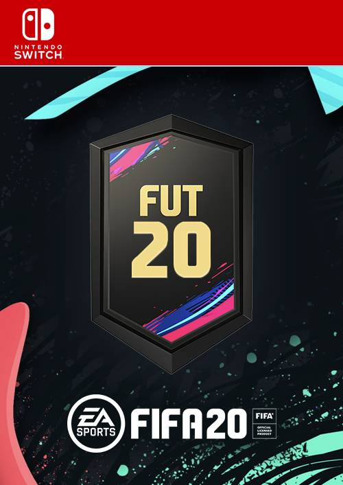 FIFA 20 - Gold Pack DLC Switch (EU) key