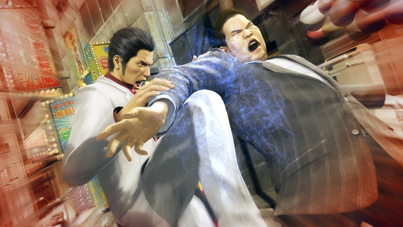 Yakuza Kiwami PC (EU) cheap key to download