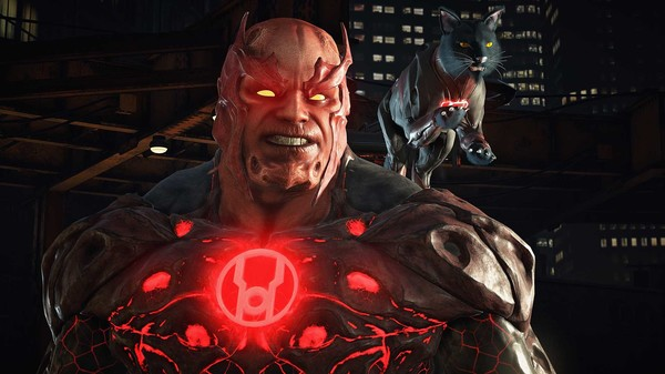 Injustice 2 Legendary Edition PC cheap key to download