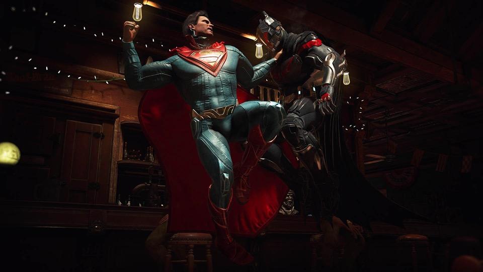 Injustice 2 Digital Deluxe Edition Xbox One clave barata para descarga
