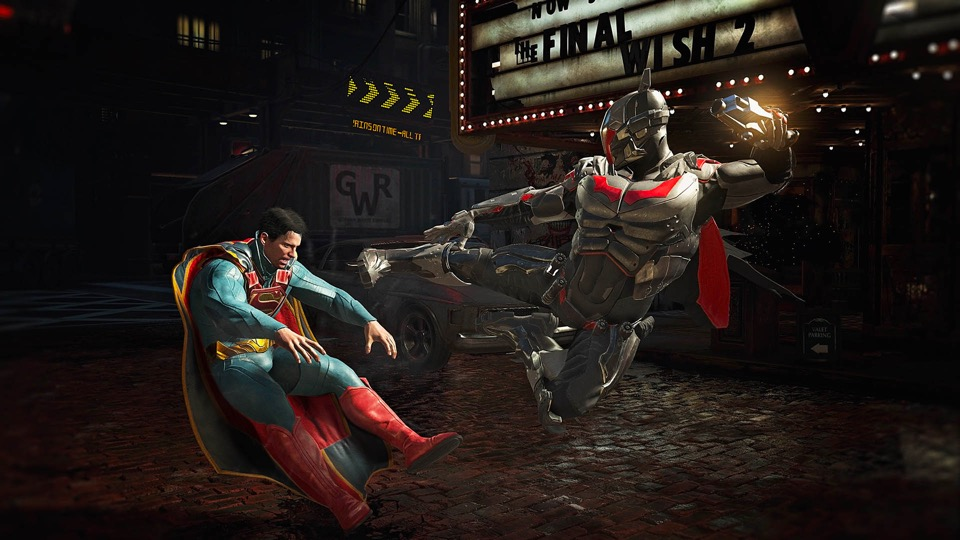Injustice 2 Digital Deluxe Edition Xbox One cheap key to download
