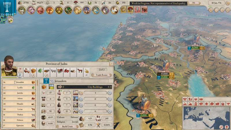 Imperator Rome PC cheap key to download