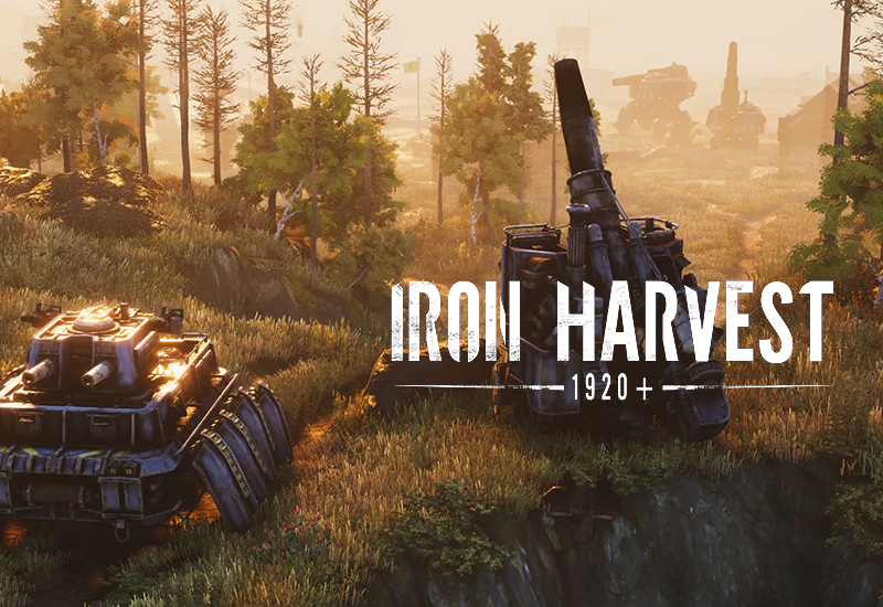 Iron Harvest PC cheap key to download