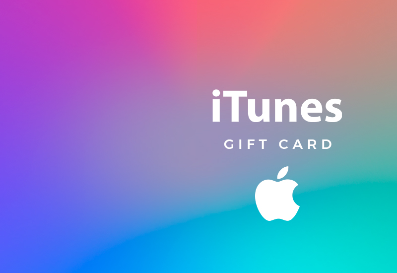 iTunes Gift Card - £25 cheap key to download