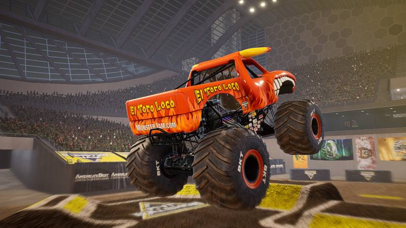 Monster Jam Steel Titans PC cheap key to download