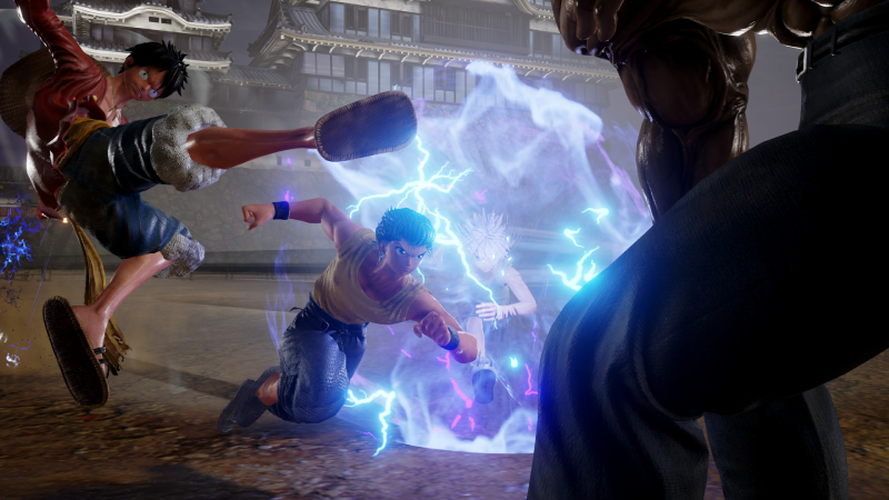 Jump Force Ultimate Edition PC cheap key to download