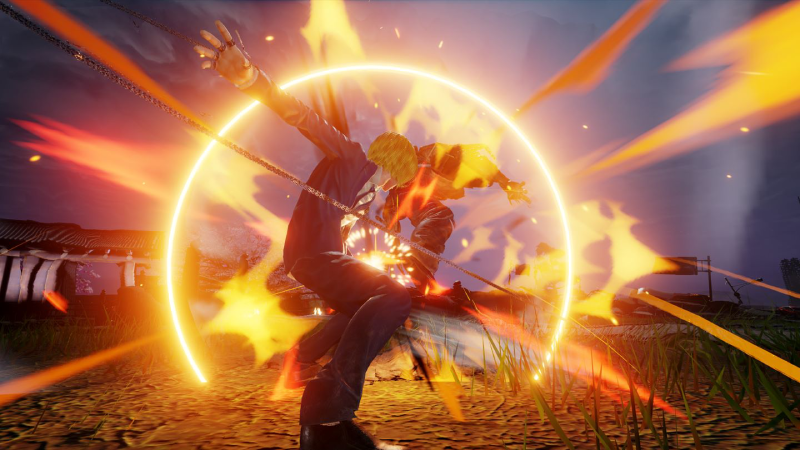 Jump Force Deluxe Edition Xbox One cheap key to download