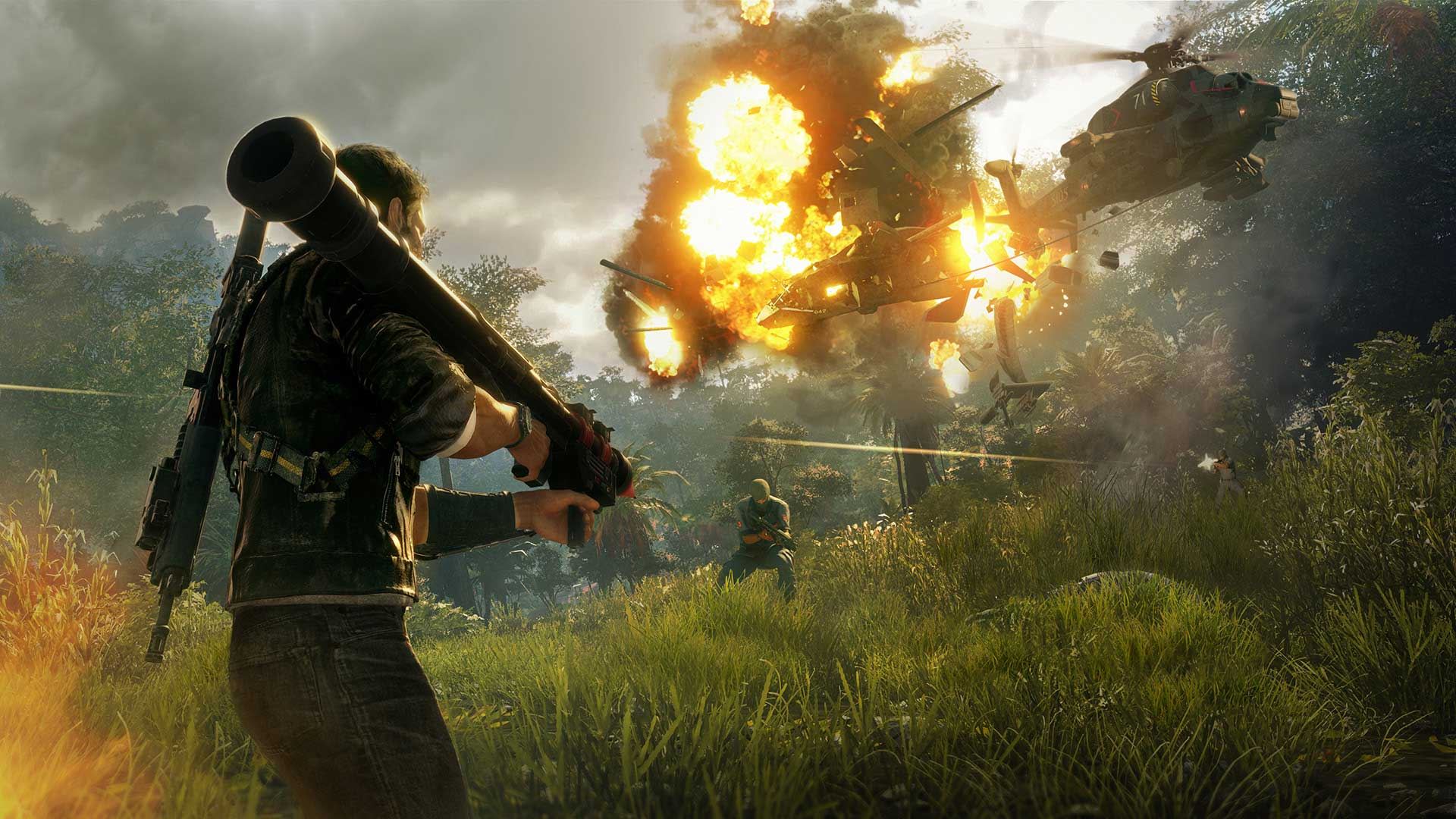 Just Cause 4 Deluxe Edition PC + DLC cheap key to download