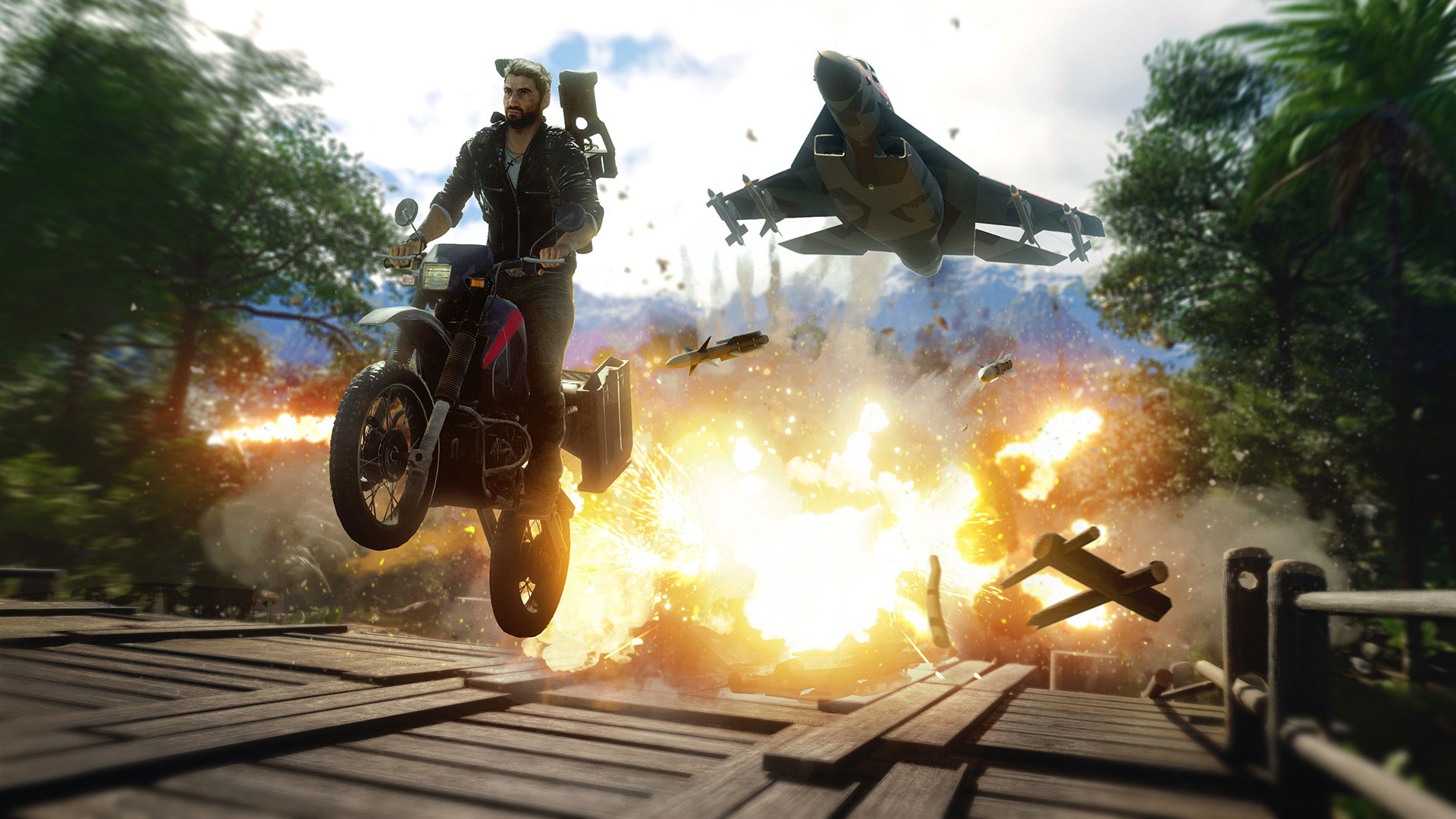 Just Cause 4 Gold Edition PC + DLC cheap key to download