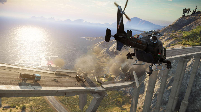 Just Cause 3 Xbox One billig Schlüssel zum Download