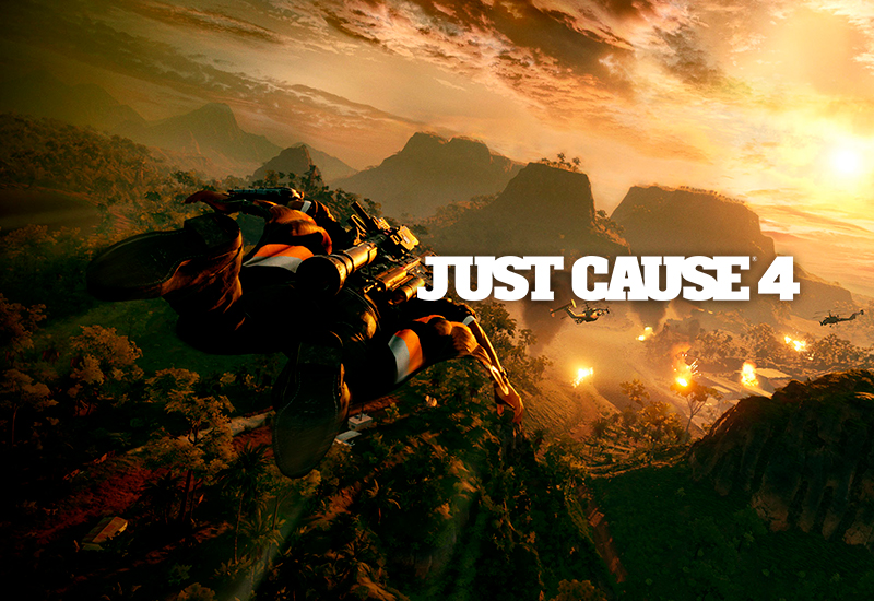 Just Cause 4 PC + DLC cheap key to download
