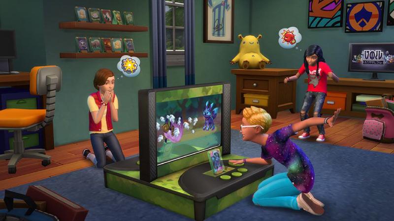 The Sims 4 Kids Room Stuff Xbox One billig Schlüssel zum Download