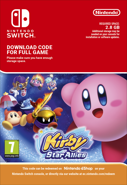 Kirby Star Allies Nintendo Switch (EU) key