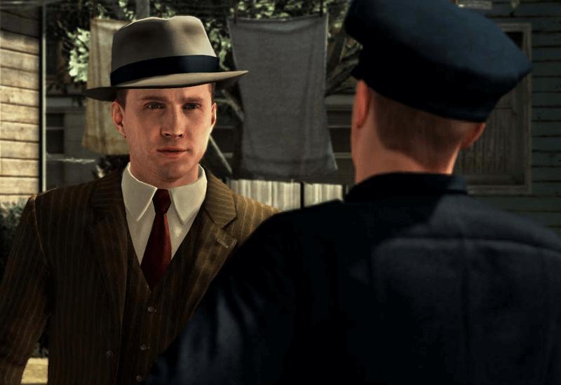 L.A. Noire Complete Edition PC clé pas cher à télécharger