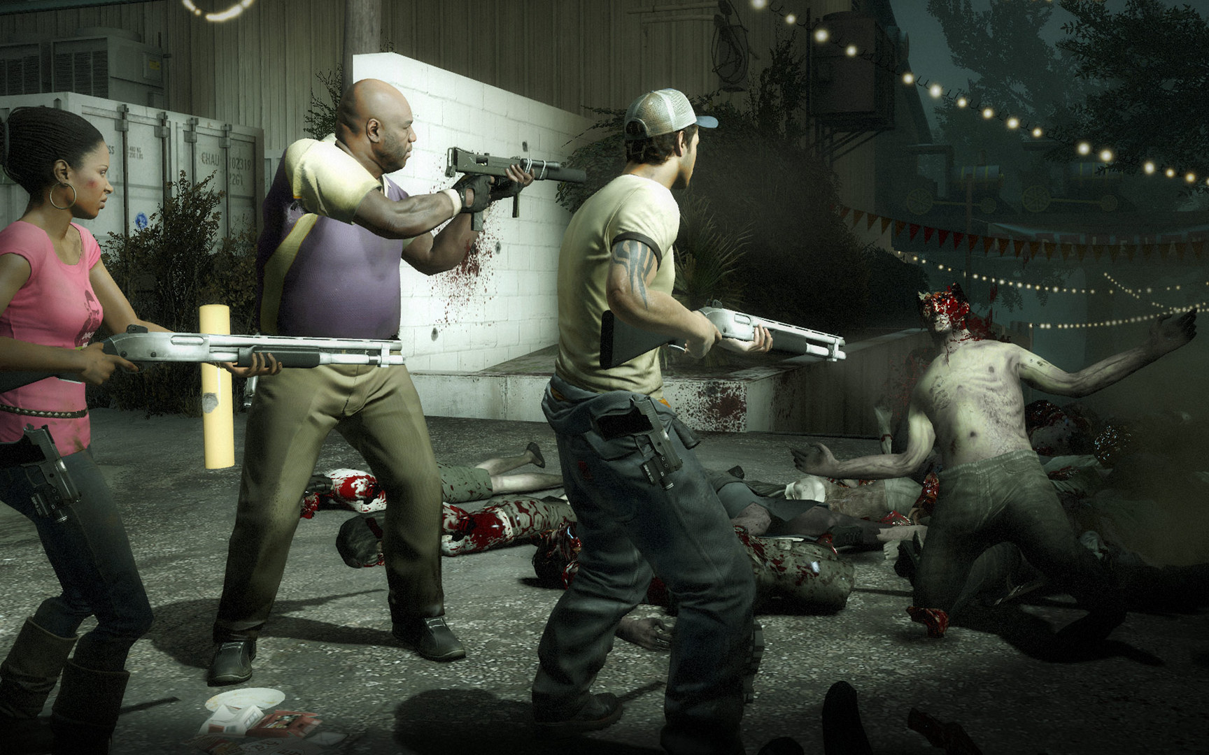 Left 4 Dead 2 PC CD Key, Key