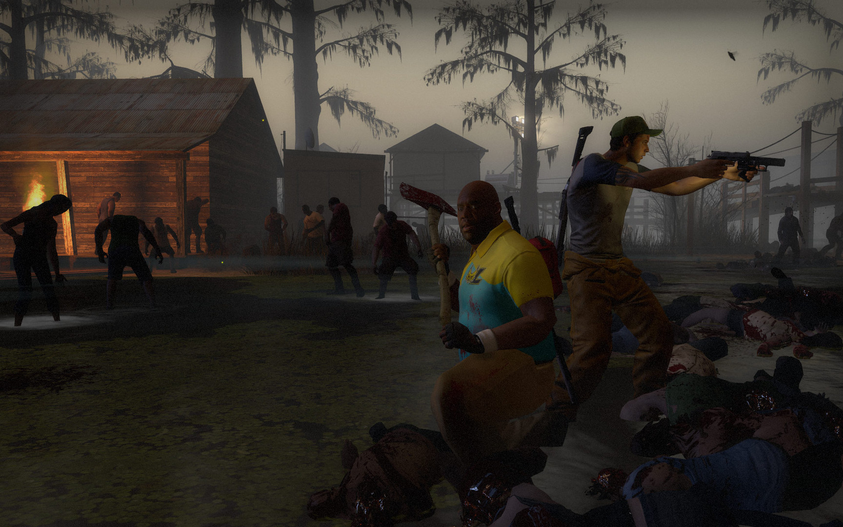 Left 4 Dead 2 PC cheap key to download