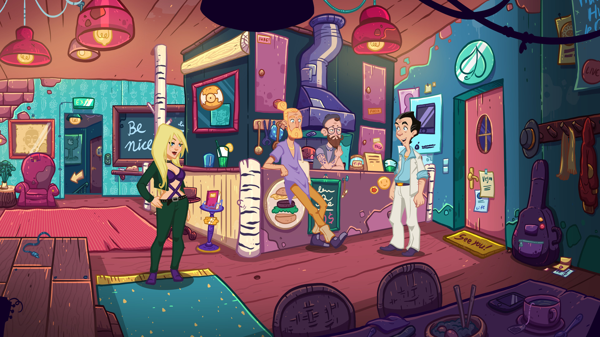 Leisure Suit Larry - Wet Dreams Don't Dry PC cheap key to download