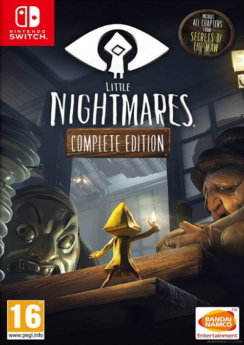 Little Nightmares: Complete Edition Switch (EU) key