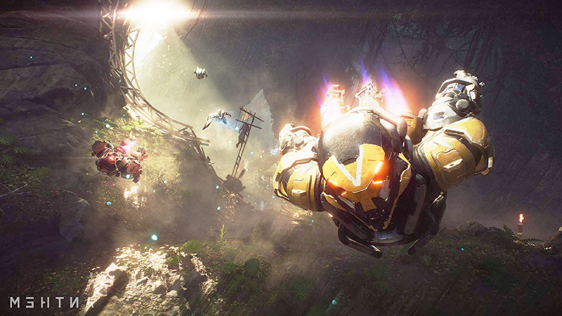Anthem PS4 DLC cheap key to download
